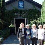 Girls visit to Dry Creek Vineyards
