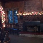 Norwood Pines Supper Club - Romantic Fireplace - Great food