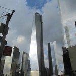 9/11 Memorial just steps away