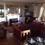 'Living Room' area