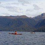 kayak por los fiordos