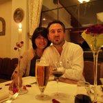 Noi al ristorante