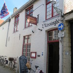 Oldest pub in Bruges