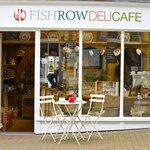 Fish Row Deli Cafe frontage