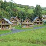 Finnish Lodges at Black Hall Farm