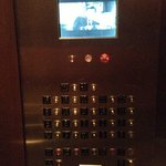 Quirky elevator with video