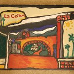 La Ceiba- Acrylic