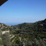 Looking towards Cala Deia