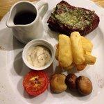 Rump steak...... Delicious!!!