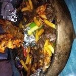 Kiremitte karışık Kebab çok güzeldi