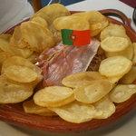 Steak Portuguese Style