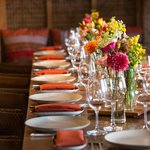 Host your next social event at Canary in downtown Santa Barbara