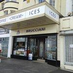 Brucciani's Ice Cream Parlour