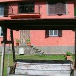 Haus am See Nahaufnahme