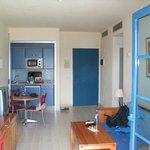 Bra utstyrt leilighet, 2 rom.