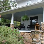 Cozad-Cover House Bed and Breakfast Foto