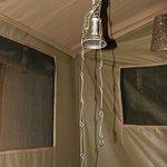Tent Ibis - Duschen