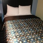 Aaaaaah! Loved the bedding and bed was comfortable.