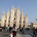 Duomo, at Milona