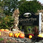 Beautiful Fall Day at Gazebo Inn