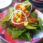 Fresh Avocado Salad Special