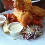 Northlands Fish & Chips (with yam fries by request)
