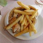 Pita Gyros Chicken