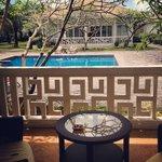 Mandarin Villa - Balcony