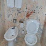 Espaço no banheiro