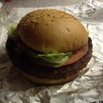 Hero 8oz Cheeseburger