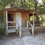 Foto de Sylamore Creek Camp