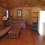 Wren cabin interior