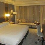 Deluxe Room on 13 floor