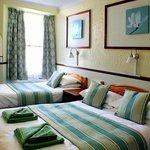 Corbiere Guest House (family/twin) - Weston-super-Mare