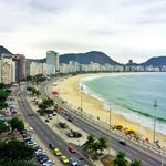 View from our room! Beautiful Rio!