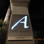Villa Angelique Restaurant