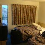 Room is nice