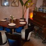 Salle restaurant....