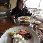 Exquisite breakfast