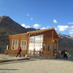 Office space for Shanti Stupa official