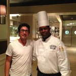 Meeting Chef Richard