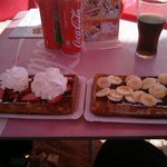 Delicious tasting waffles!