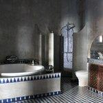 Baño en Suite Casablanca