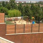 el fin de semana ideal para niños, con espacios abiertos