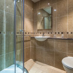 Double rooms bathroom