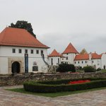 old castle varazdin