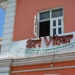 Sri Vihar restaurant