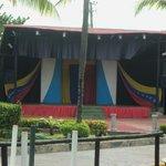 entertainment area