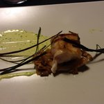 Monkfish, pancetta - moorish