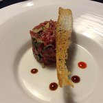 Steak Tartare - fresh.
